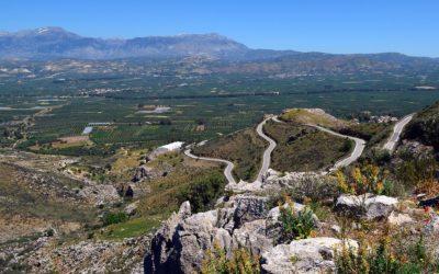Auton vuokraus Kreeta kokemuksia
